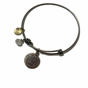 Love you to the moon and back charm bracelet